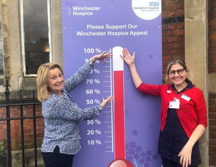 Big Push underway in project to create Winchester Hospice